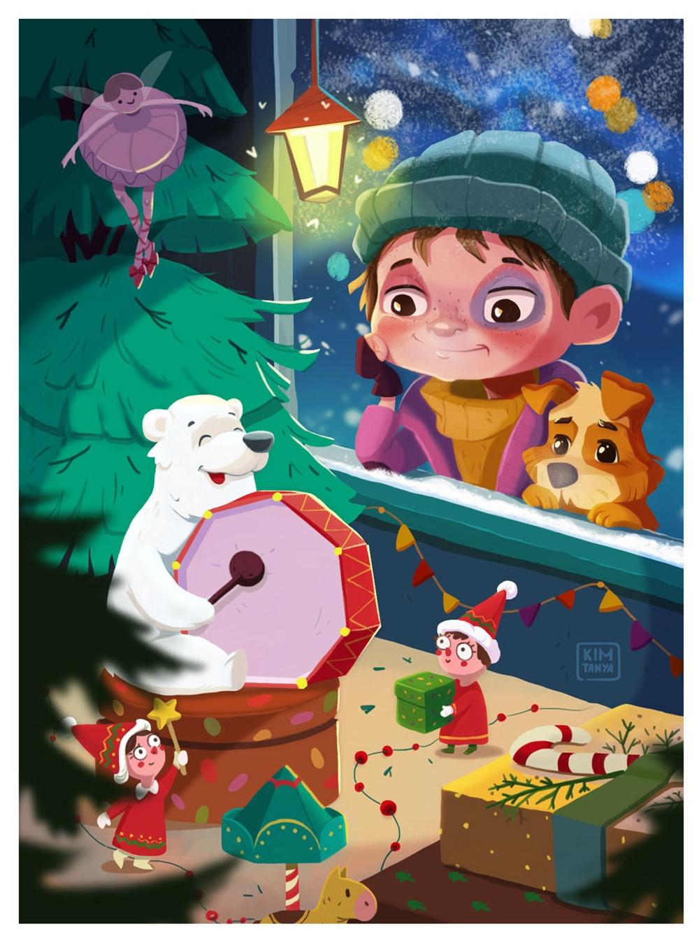 10款充满欢乐氛围的儿童绘本