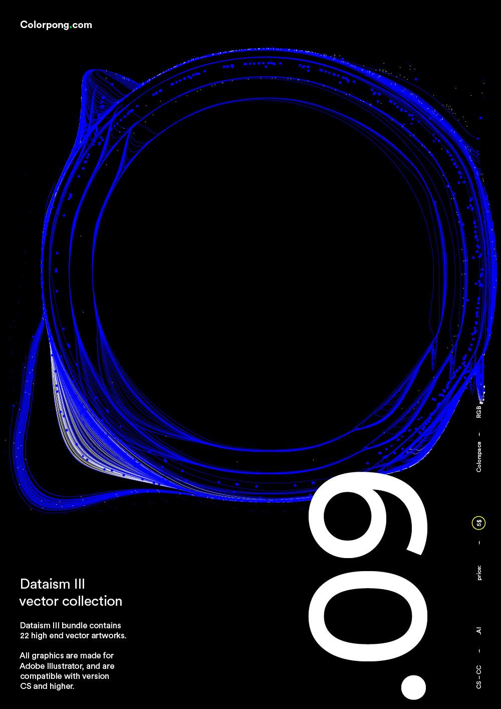 如何在海报中体现科技感?
