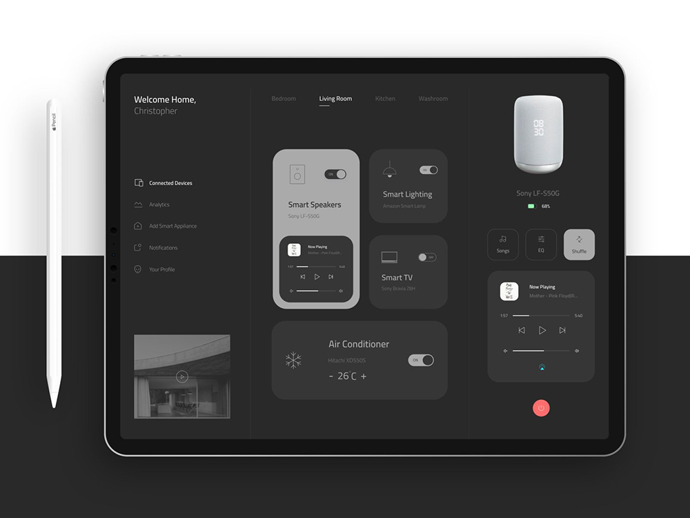 夜间模式网页界面如何设计?