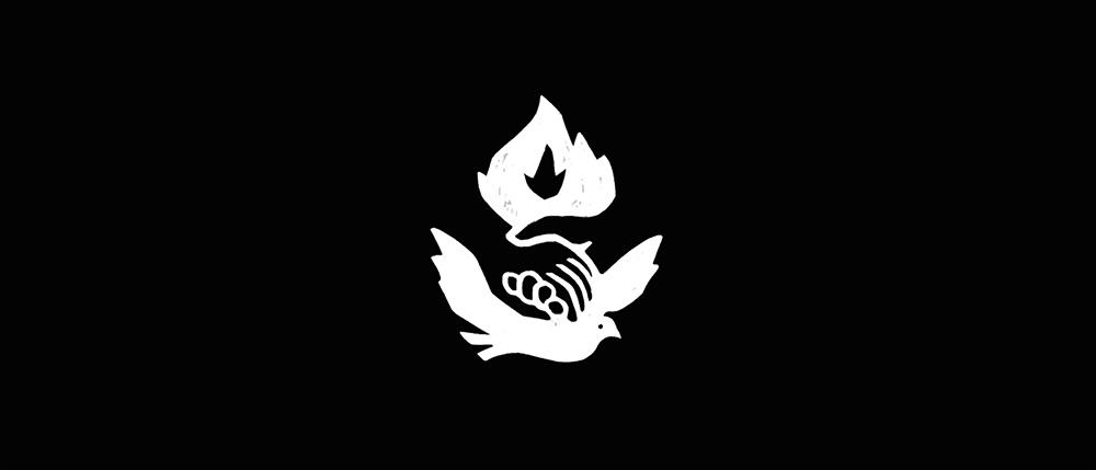 轻松自由!14款单色Logo设计