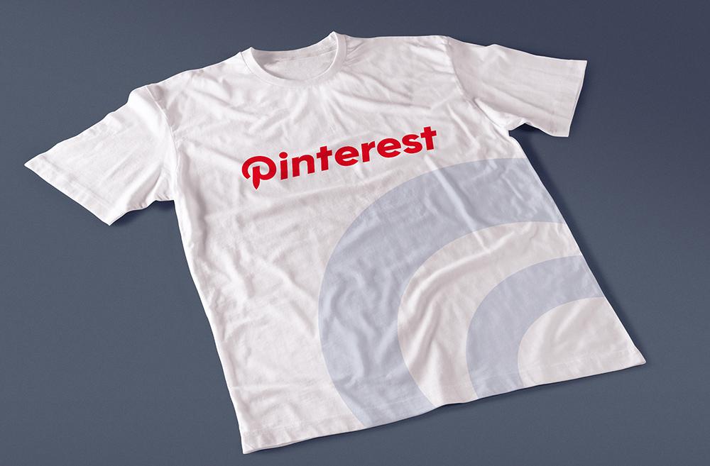 行业大佬!视觉网站PinterestVI设计