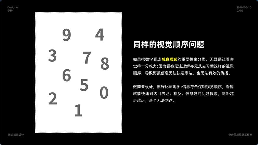设计思路教程!5分钟了解版式编排的逻辑顺序