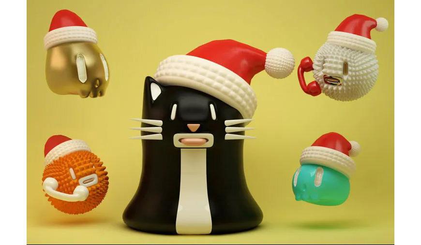 设计思路教程!圣诞节热点海报这么做,才不算应付!(含实例讲解)