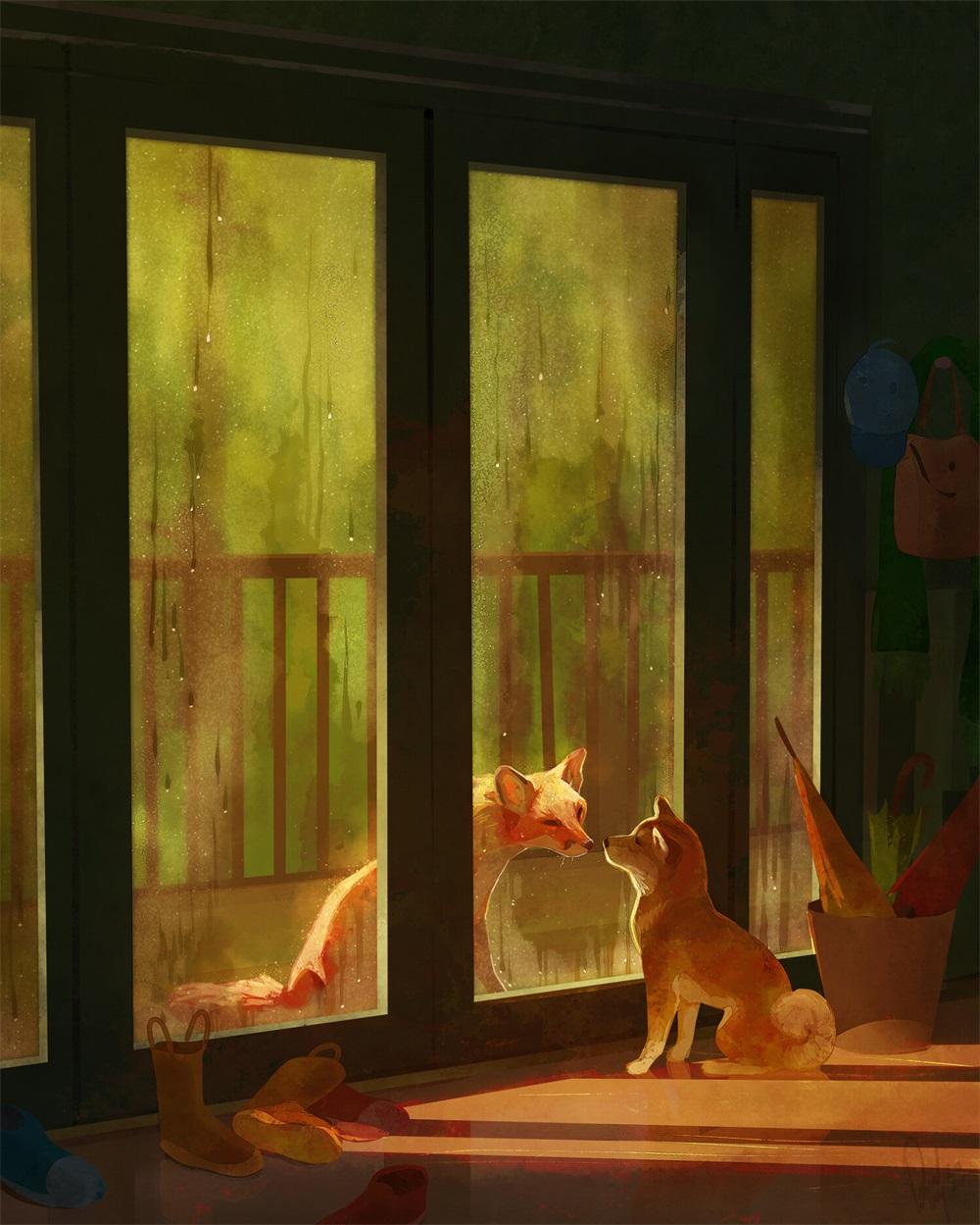 情感温度!9站童话故事插图