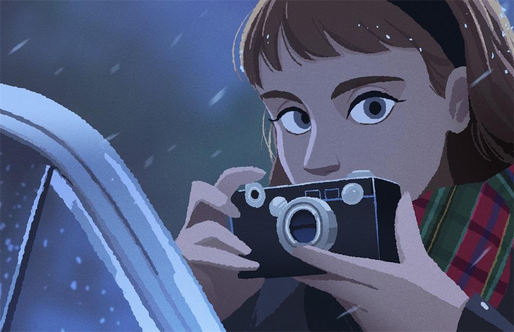 光影表现极强!18款叙事性插画