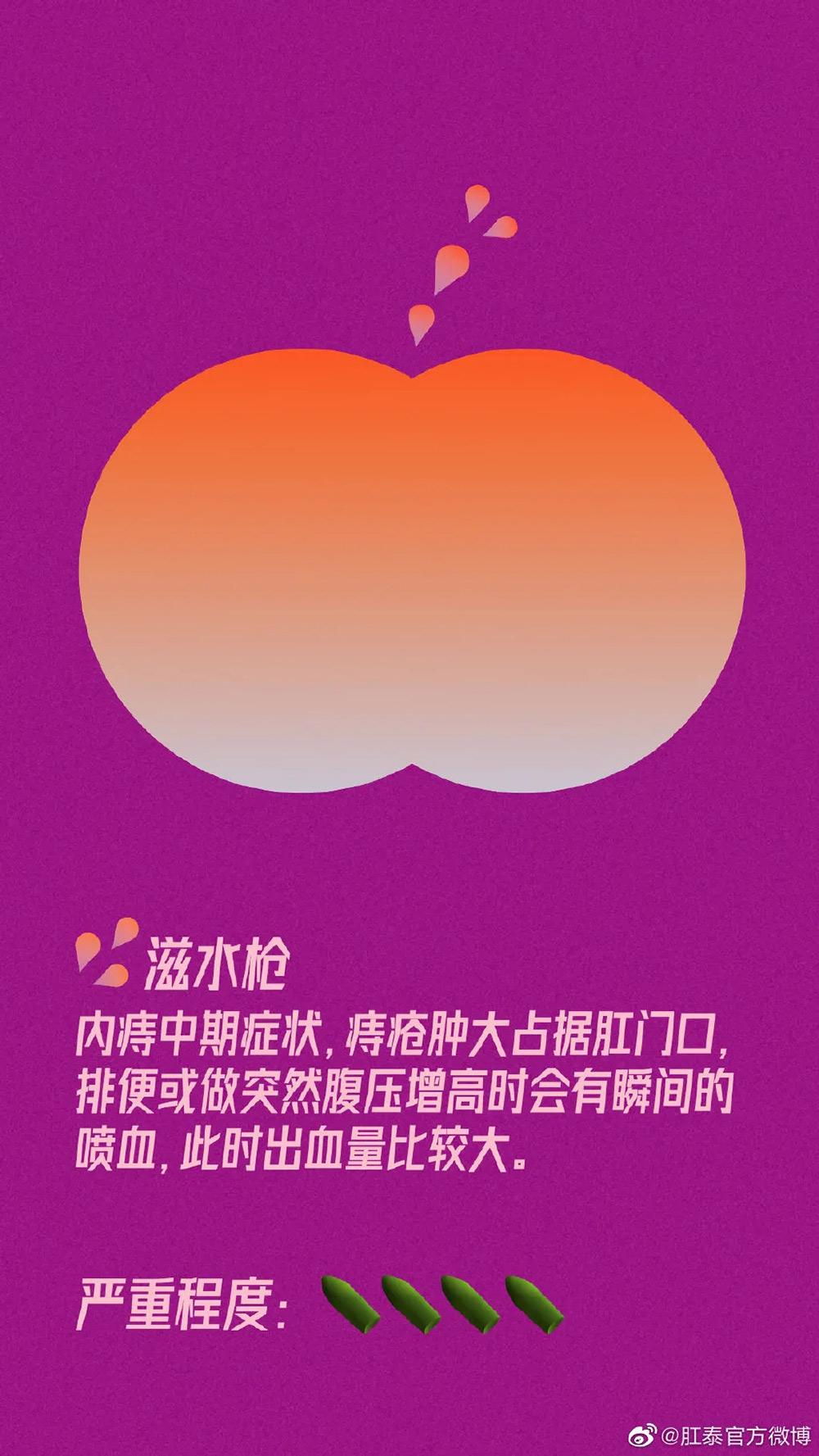 不忍直视!肛泰趣味商业海报设计
