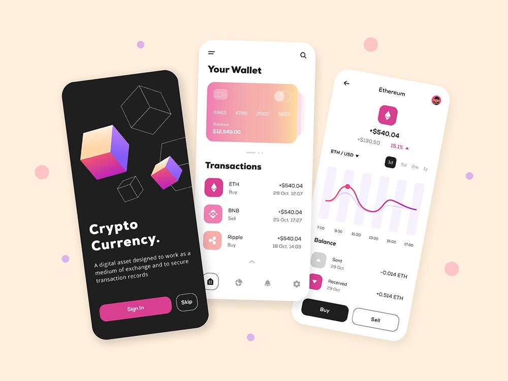 钱包APP如何给用户传递信息?
