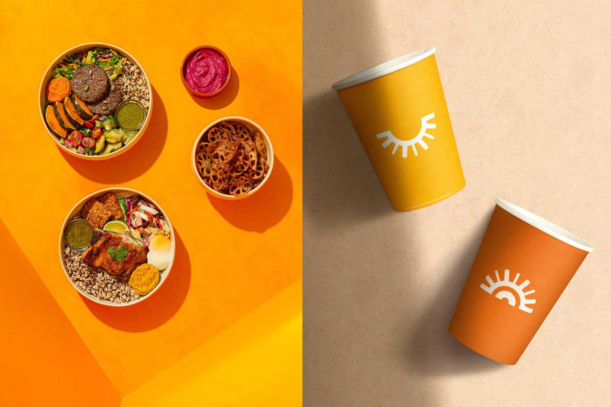 美味健康!食品品牌VI设计