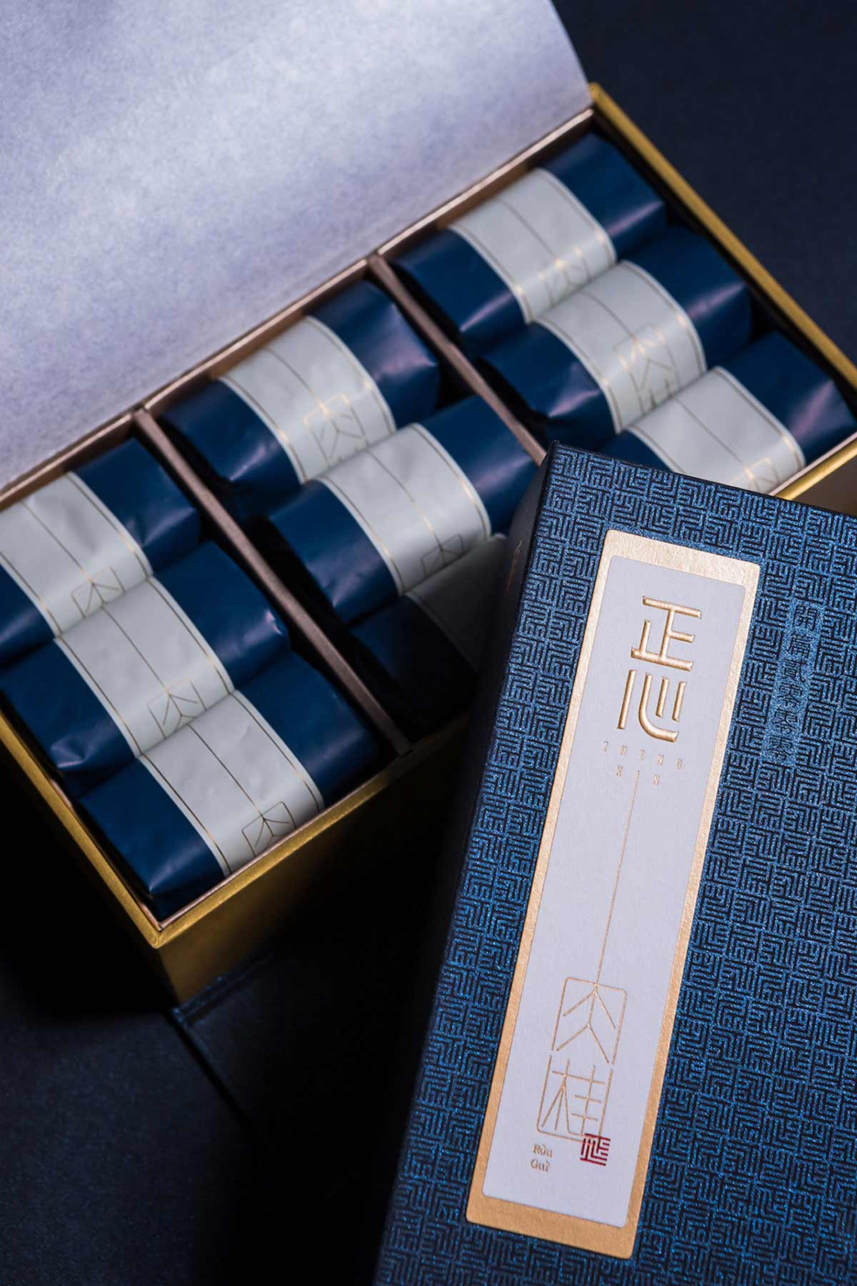 书形盒!茶叶包装设计