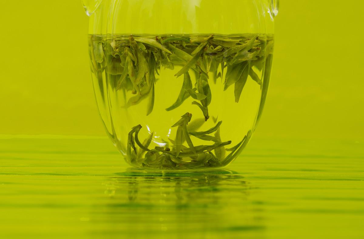 龙井绿!茶叶包装设计
