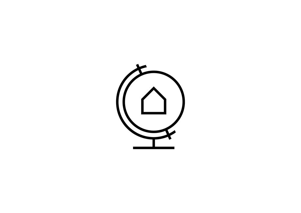 巧妙融合!18款优雅线条Logo设计