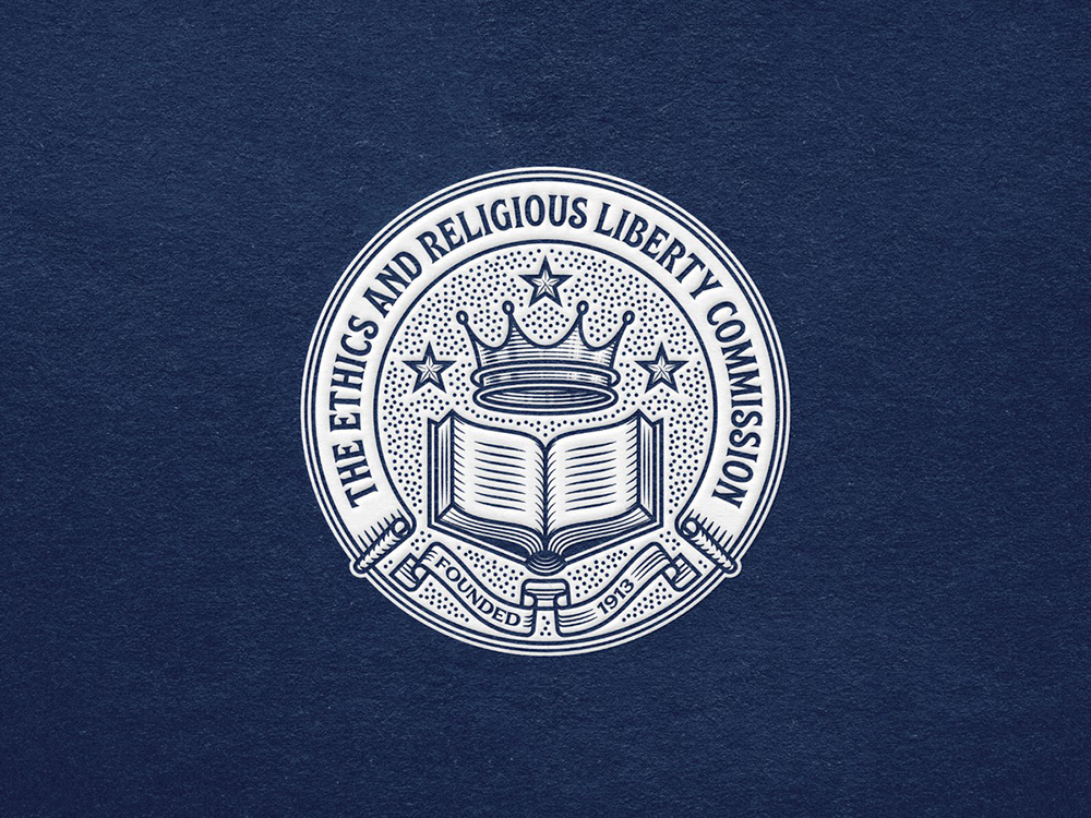 精致徽章!20款细腻版画Logo设计