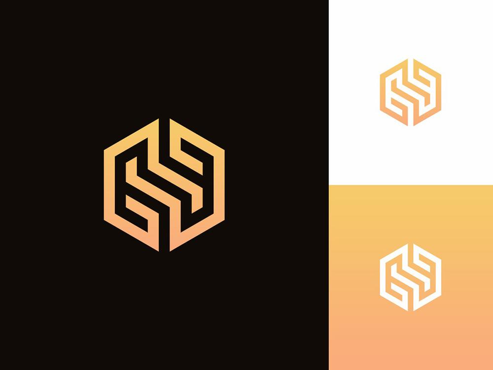 极简现代!20款时尚创意Logo设计