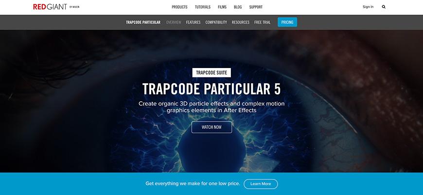 Trapcode Particular官方教程!轻松上手AE粒子特效!