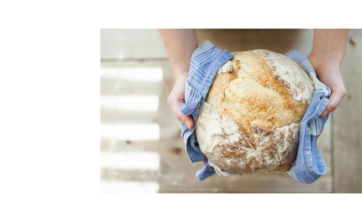 天然简约!面包店品牌VI设计