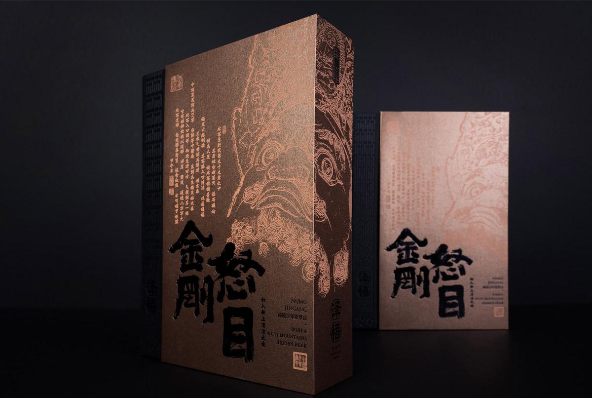 中式神话!茶叶包装设计