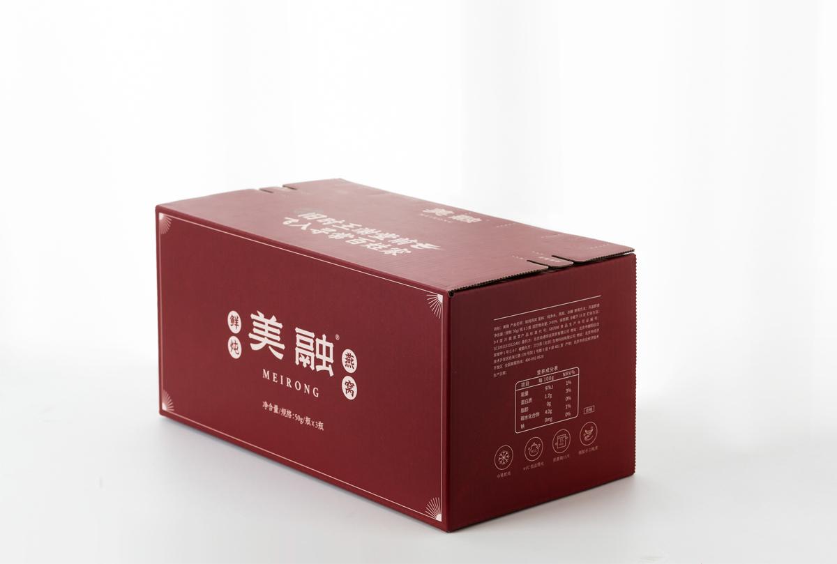 南洋风格!燕窝品牌包装设计