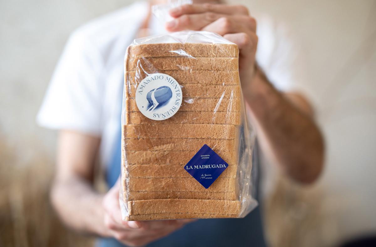 古典文艺!面包店品牌VI设计