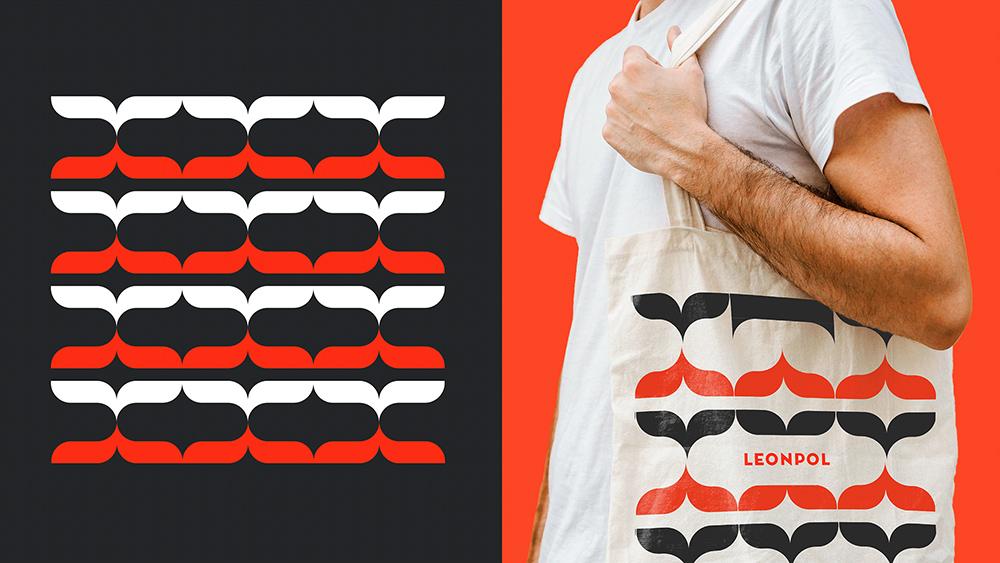 别致欧洲!区域地区品牌VI设计