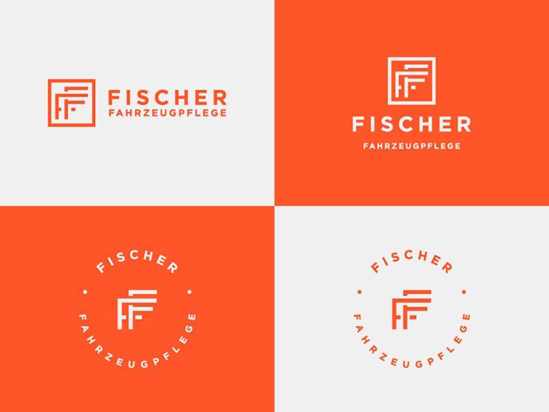 细腻精巧!20款复古创意Logo设计