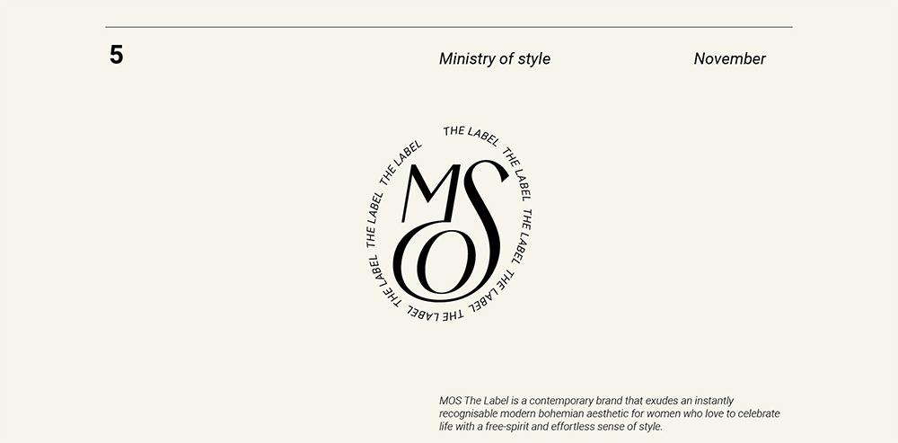 审美高级!18款现代时尚Logo设计