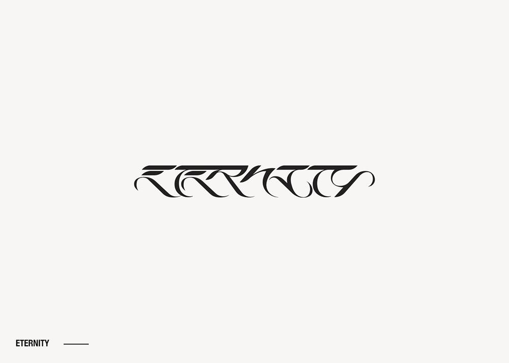 高级视觉!18款别致衬线体字体设计