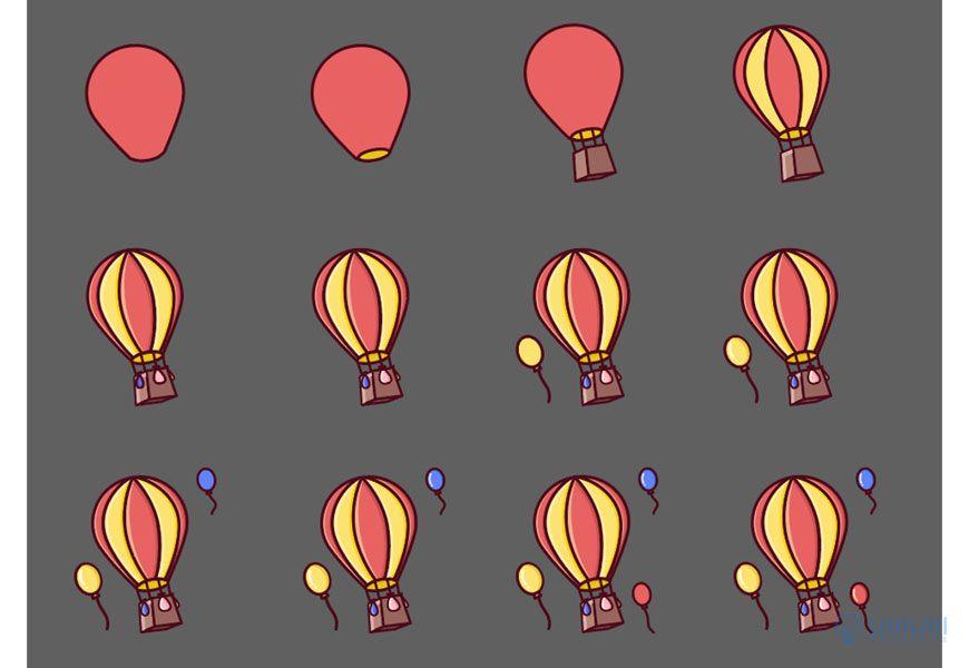 AI+AE教程!教你制作礼物贴纸动态图标!