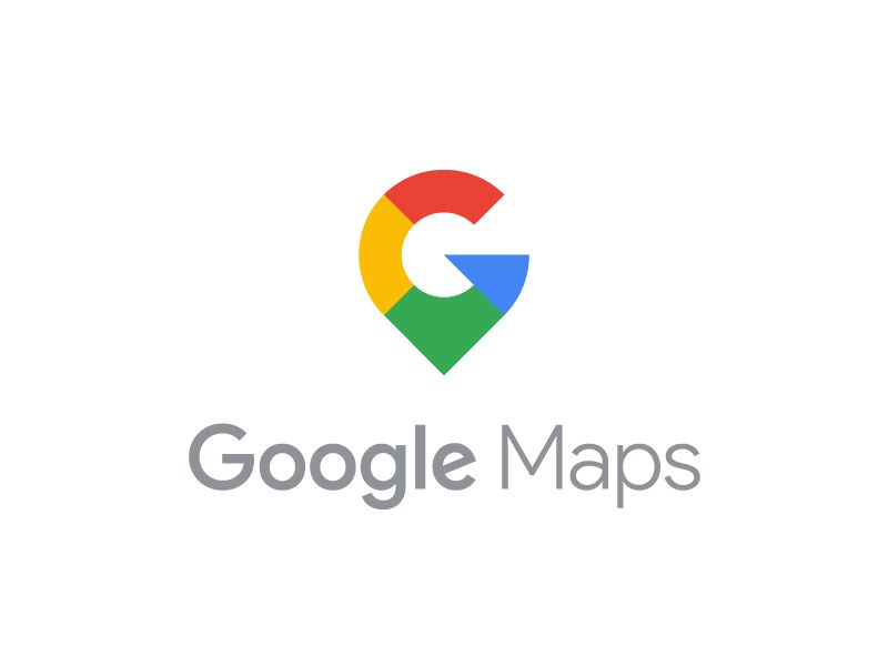 9组Google地图Icon图标