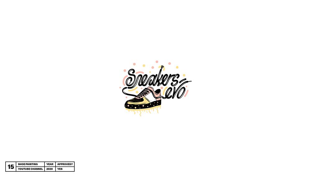 高级现代!12款趣味潮流Logo设计