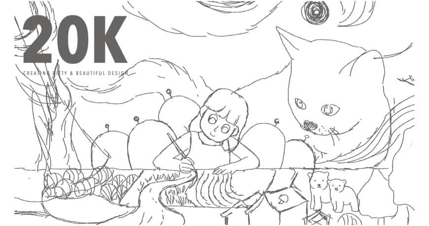 绘画思路!插画师如何自我学习成长?(含案例讲解)