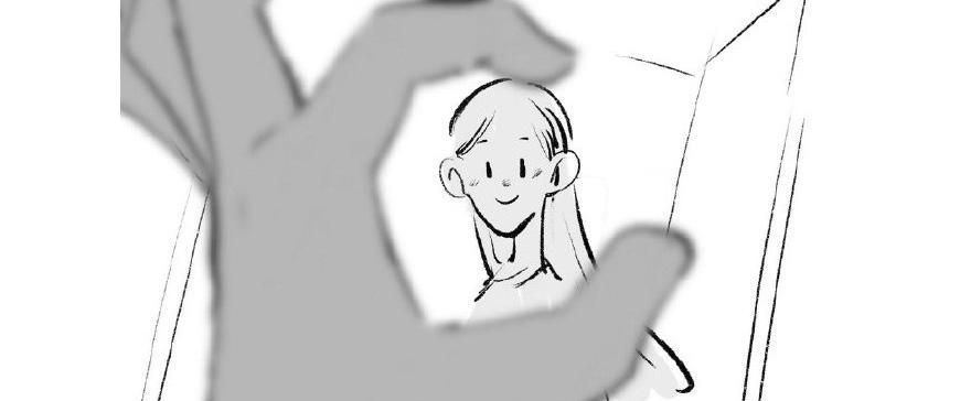 手绘教程!8个电影级构图技巧,新手也能即学即用!