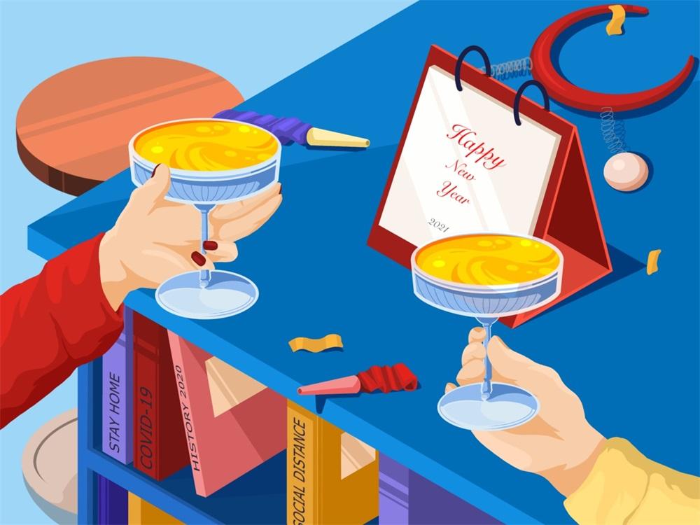 美食插画如何呈现创意?