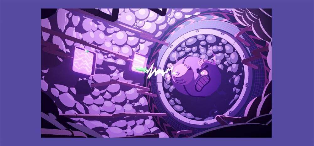 闯关类游戏!BLIRP STUDIO的动画插图