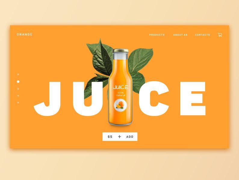 来尝尝酸甜可口的果汁怎么样?