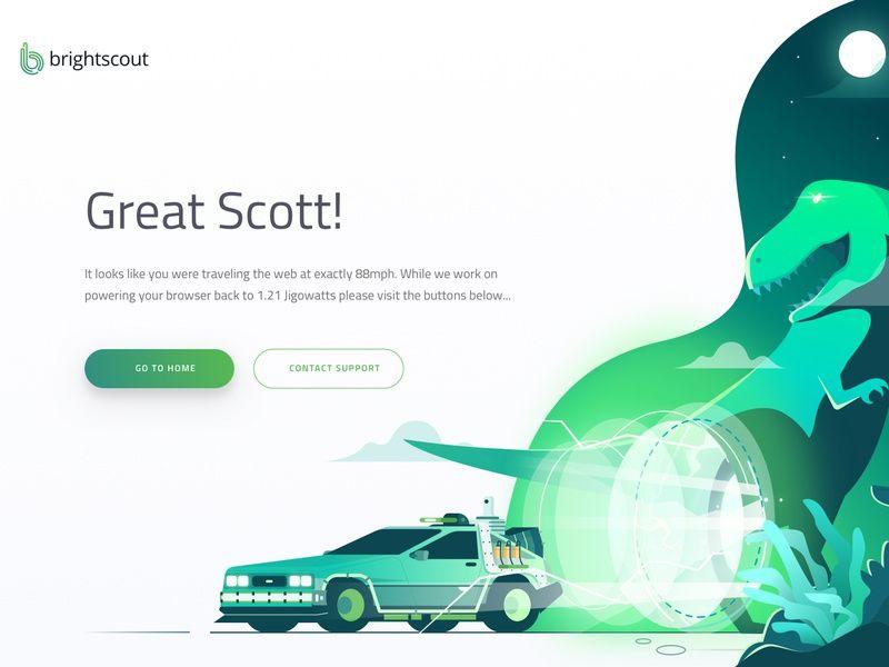 绿色单色系网页应该如何设计?
