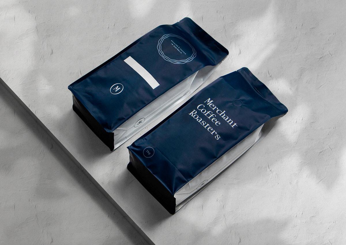 简约商务!咖啡品牌VI设计