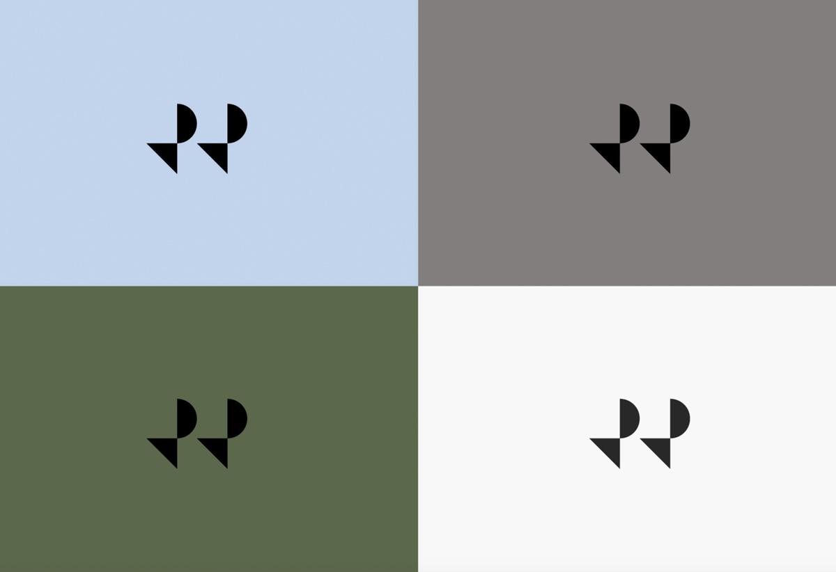自然之色!设计创意品牌VI设计