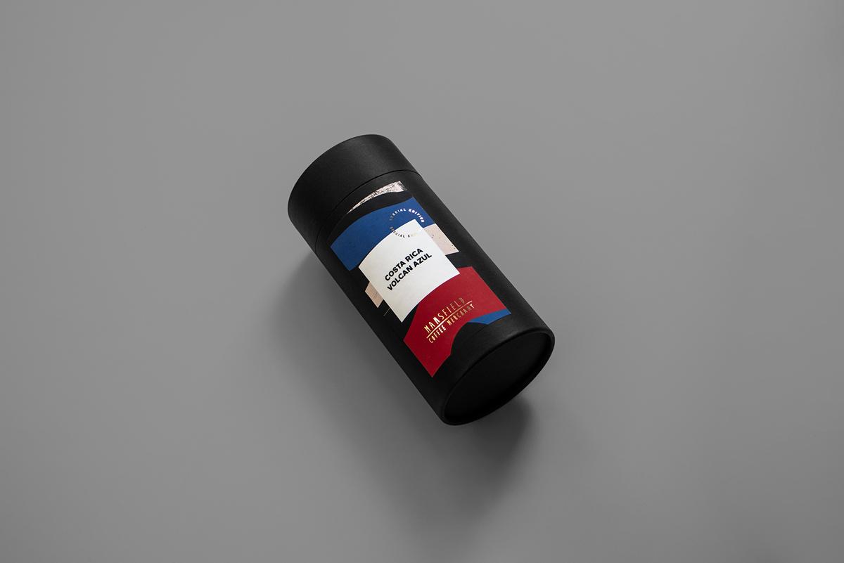 艺术大胆!咖啡品牌包装设计