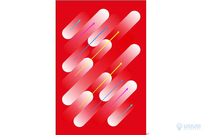 AI教程!教你3步做出循环圆形海报