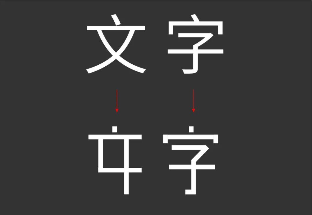 AI教程!教你快速制作矛盾空间字体!(下)