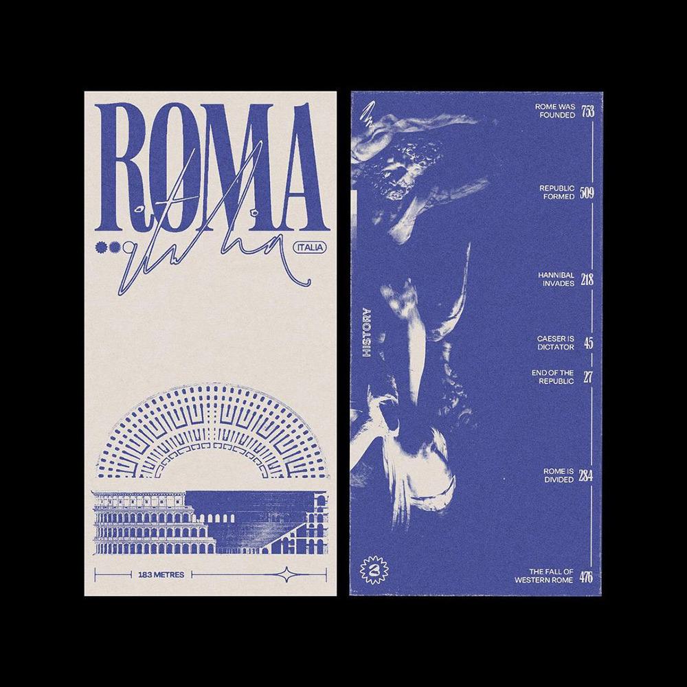 Noir96质感英文字体排版海报
