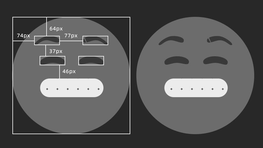 PS教程!有趣的3D爱心表情包!