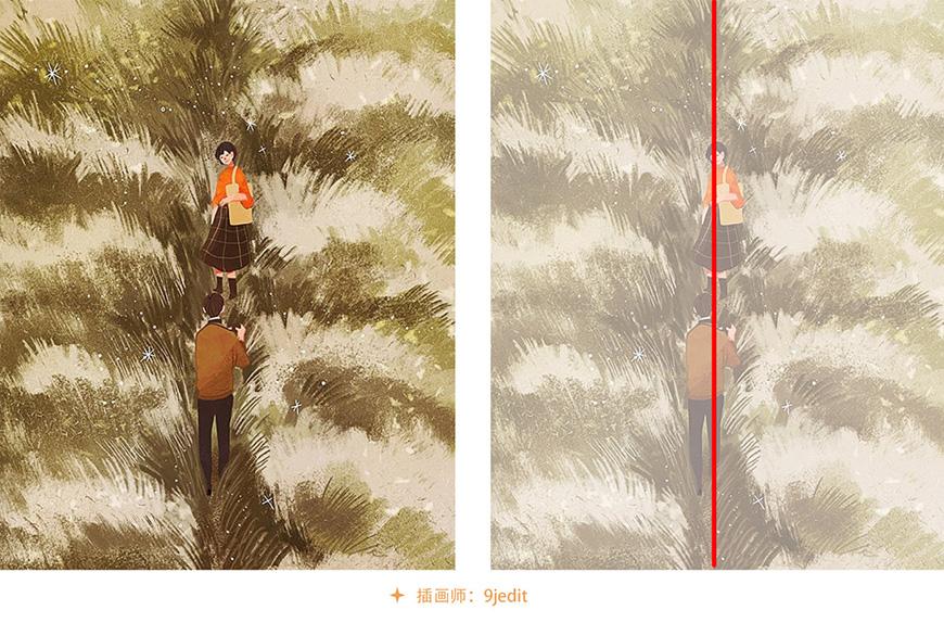 看完就赚到!10个私藏手绘小技巧,提高 80%画画效率!