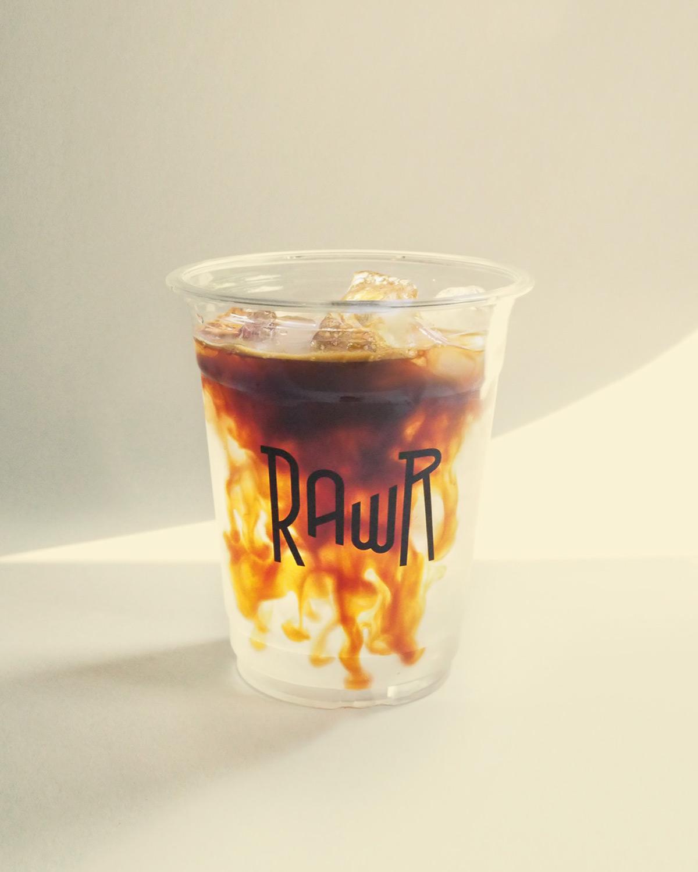 简洁优雅!咖啡品牌VI设计