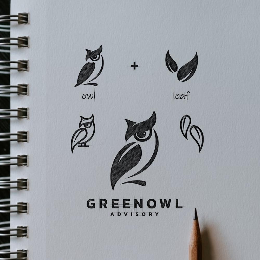 图形故事!4组完整展示Logo设计