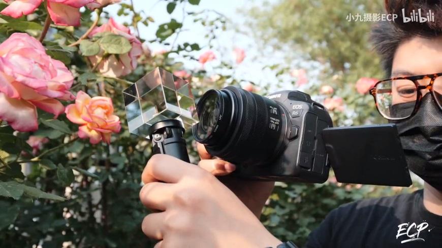 摄影教程!这个小道具能让你1秒拍出梦幻感