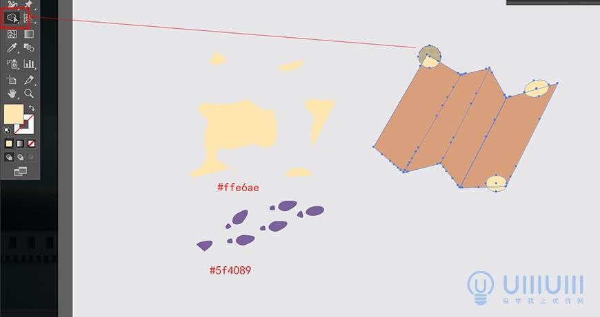 AI教程!零基础也能学会的插画风格哈利波特主题图标