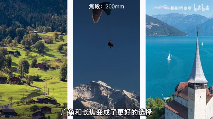 从零学摄影!NO.4 选购相机镜头前应该了解的基础知识