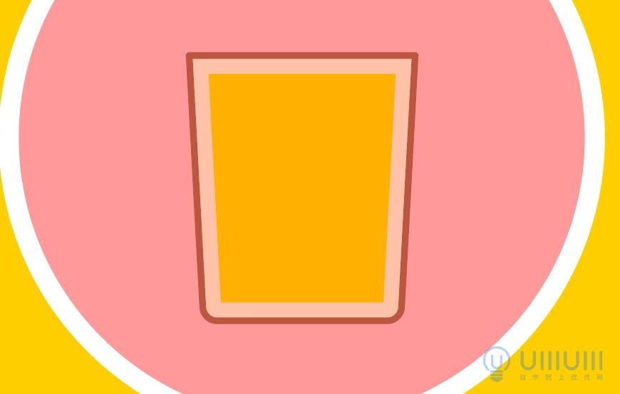 Ai+Ae教程!学习制作汉堡、披萨、冰淇淋、果汁美食图标动效