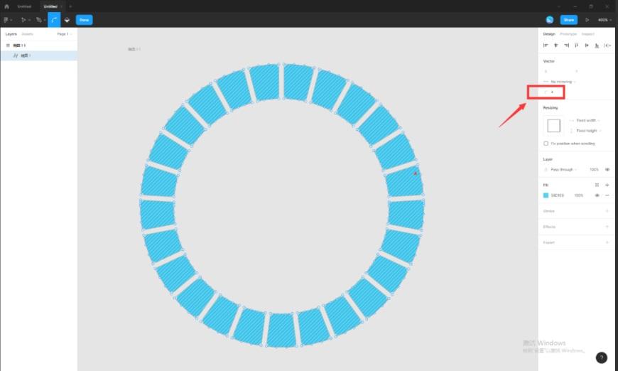 动效设计思路教程!百分比环形动效的设计加代码,我都一起教你了!